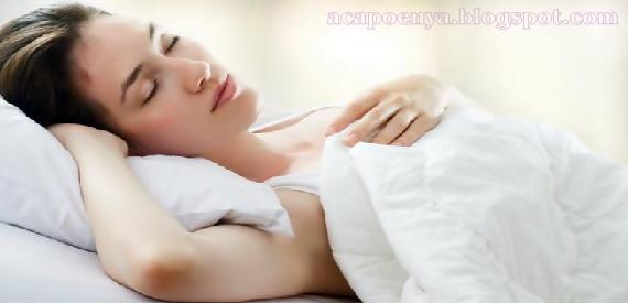 Mengatasi Sulit Tidur