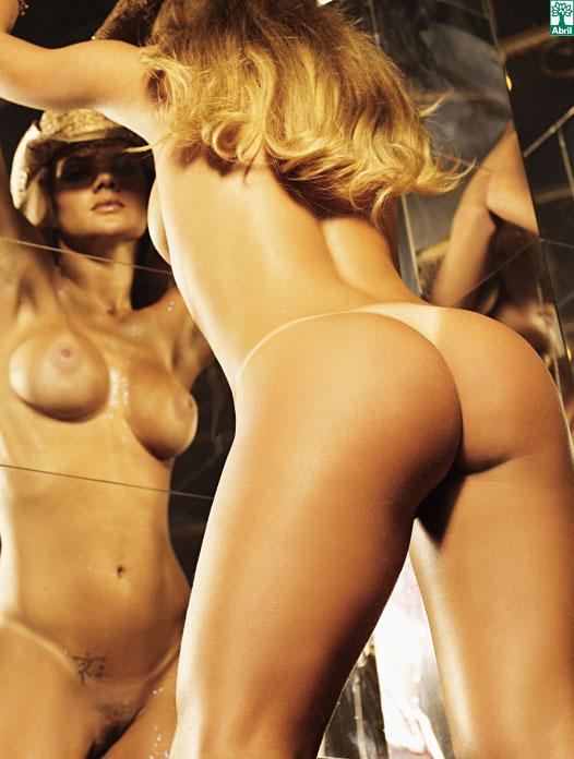 Mirella Santos In Playboy