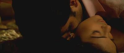 Priyanka Chopra topless scene
