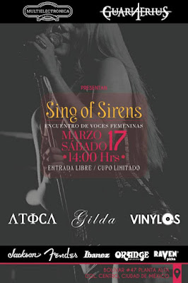 Sing of Sirens