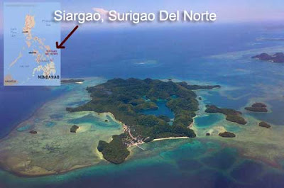 Best Beaches in The Philippines #7 Siargao