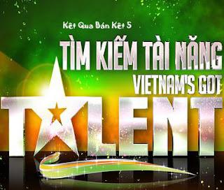 Kết Quả Bán Kết 5 Tìm Kiếm Tài Năng Việt Nam [Tuần 14 3/4/2012] Online