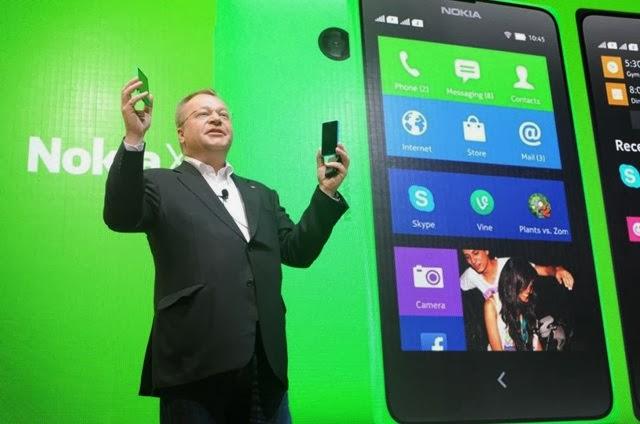 Nokia e o sistema Android? Empresa finlandesa aposta em celulares populares.