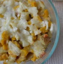 Cheese Potato Bake