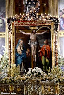 Imagen del Cristo de Chircales
