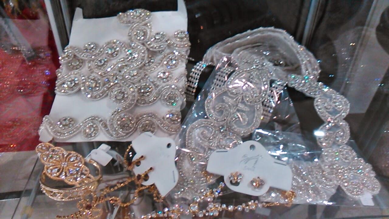 Pasamaneria para vestidos de novia
