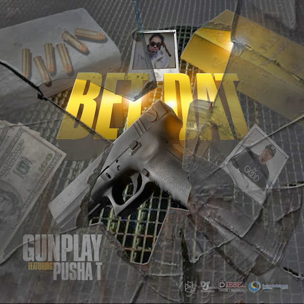 Gunplay - Betdat (feat. Pusha .T) - Single  Cover