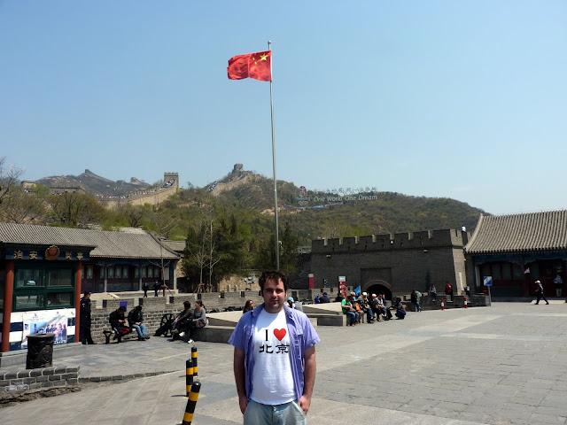Muralla China en Badaling