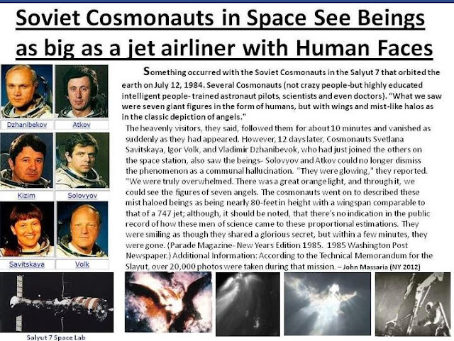 Astronauts See Angels 12
