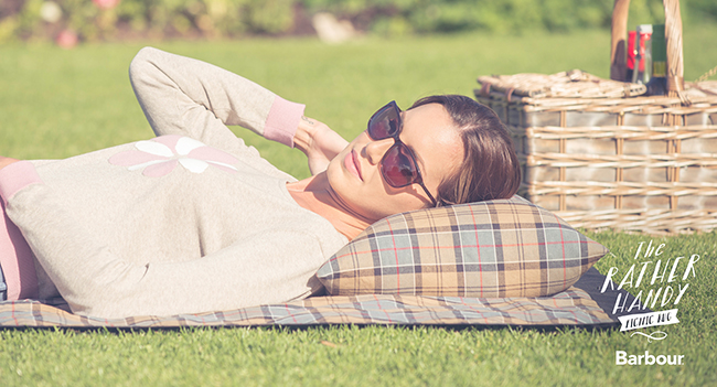 Barbour Limited Picnic Rug