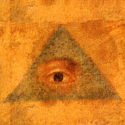 THE ALL SEEING EYE OF THE LUCIFERIANS AND THE MASONICS!