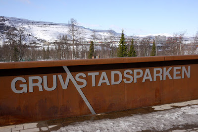 Gruvstadsparken, Kiruna