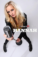 Stand-up comedian Hannah Deasy