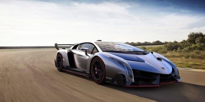 Mobil Lamborghini Paling Cepat Di Dunia