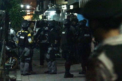 Teroris Surabaya ikuti latihan militer enam bulan di Poso