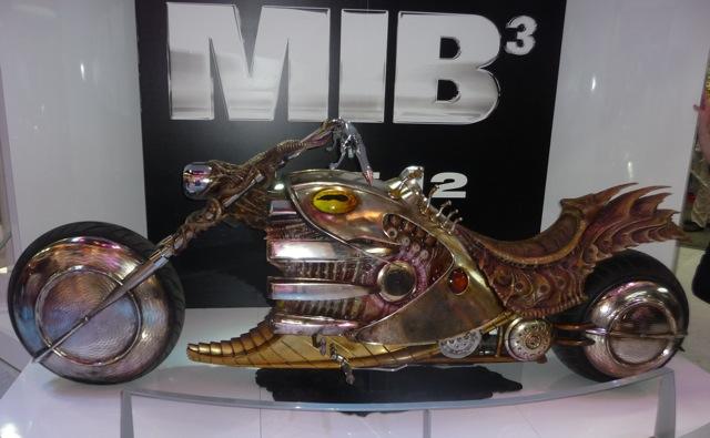 Boris The Animal Motorcycle