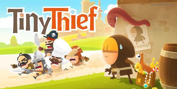 لعبة Tiny Thief لأجهزة الأندرويد و iOS
