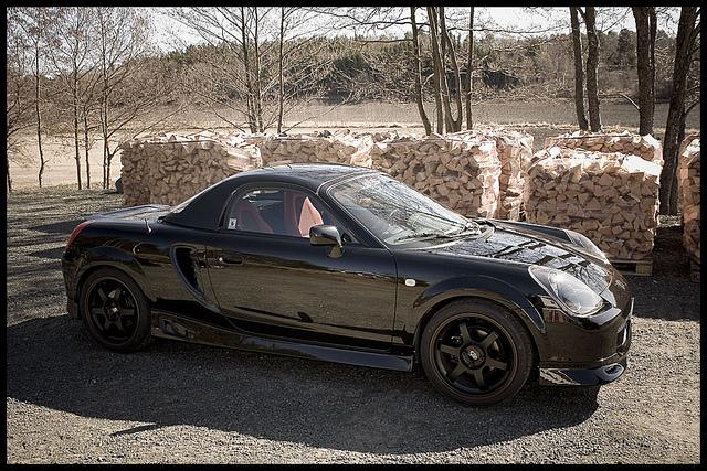 Toyota MR2, MR-S, W30, spider, tuning