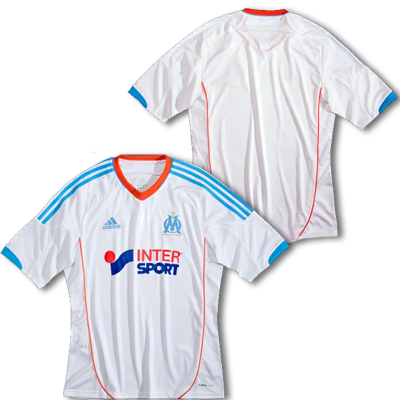 Jersey Merseille 2013 Home