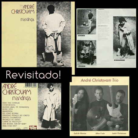 Mandinga - o clássico álbum de Andre Christovam revisitado