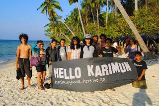Wisata Karimunjawa bersama Hello Karimun