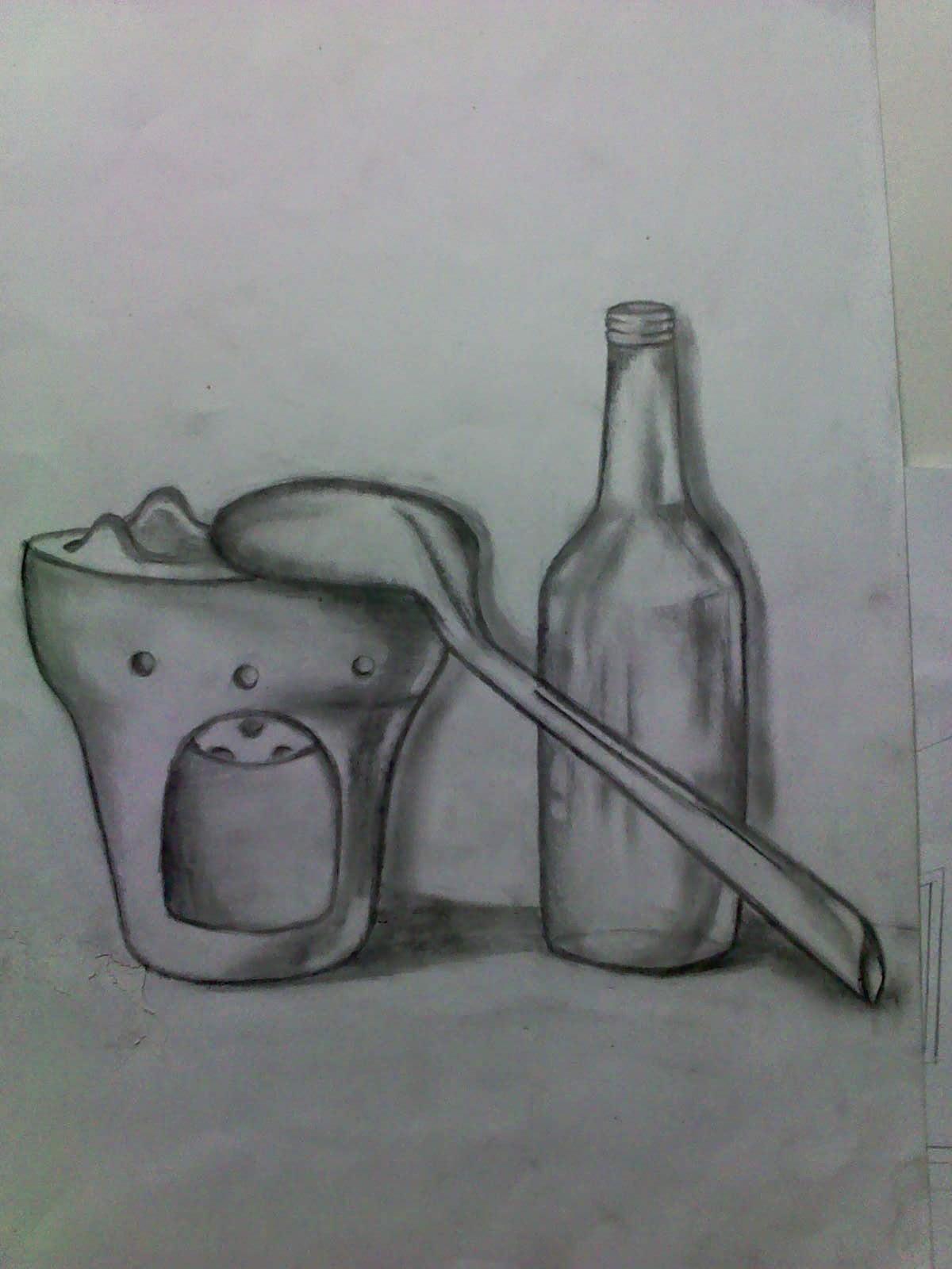 - Contoh Gambar Ilustrasi Dengan Tema Benda Alam Iluszi