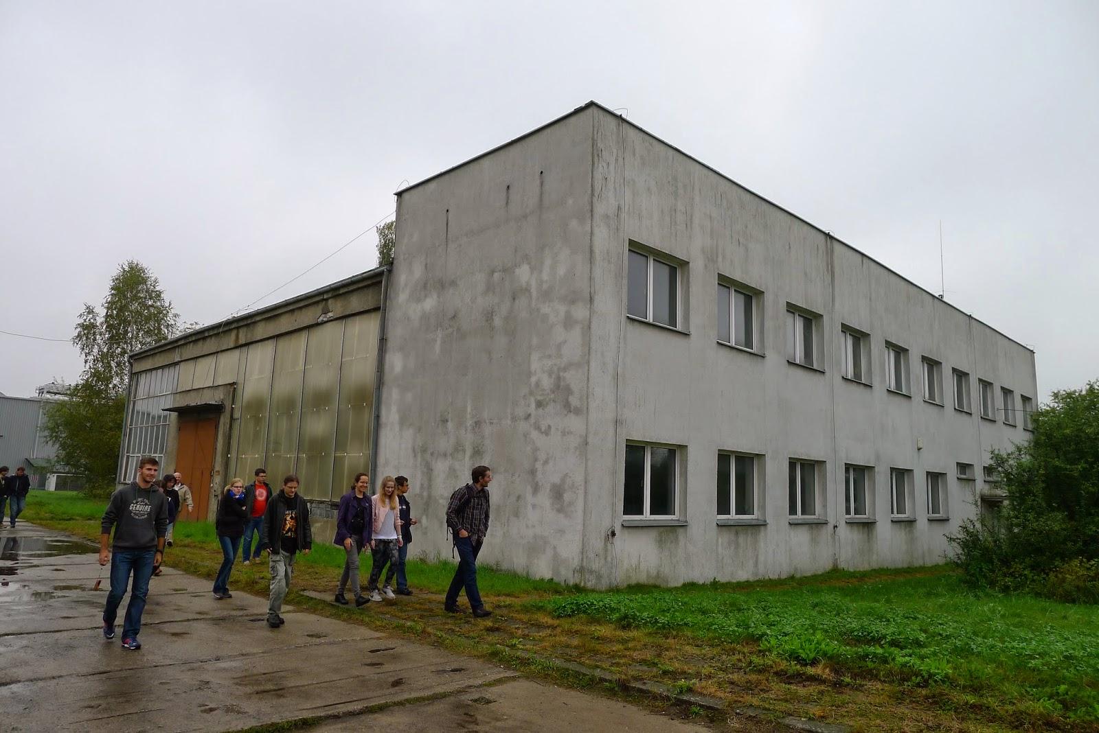 Budynek Laboratorium Aeroakustyki ITC