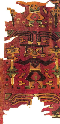 textil museo huaca malena