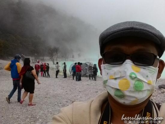 Sulfur Kawah Putih
