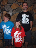 My crew sporting the new t-shirts