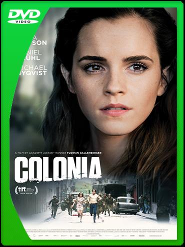 Colonia (2015) DVDRip Latino