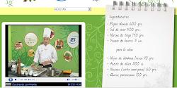 Recetario chileno - Gentileza de Especialidad Alimentación Colectiva (CLIC en la imagen)