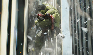 Avengers The Hulk Saves Iron Man (courtesy Marvel) - darthmaz314