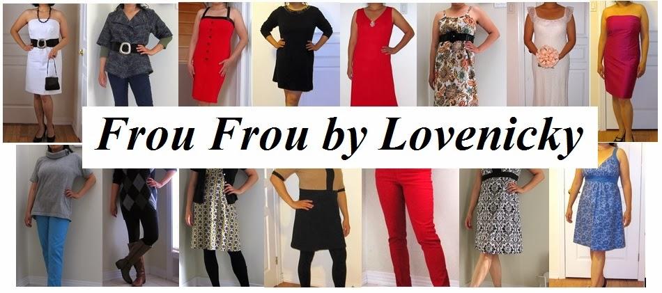 Frou Frou  by lovenicky