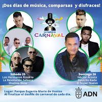 Carnaval Sto. Dgo.