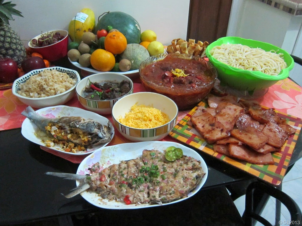 New Years Eve Good Luck Food