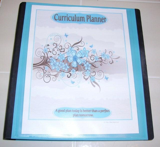 hope for homeschool organization teacher binder