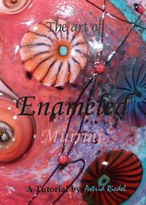 Enamel and Silverglass Murrini Tutorial
