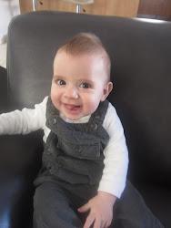 Zac 5 months