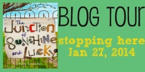 The Junction of Sunshine and Lucky Blog Tour
