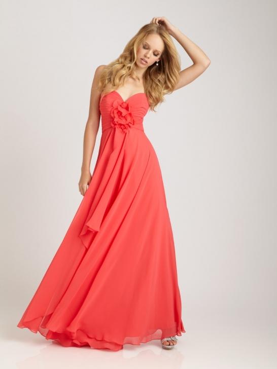 Bridal Dresses UK Red Bridesmaid Dresses