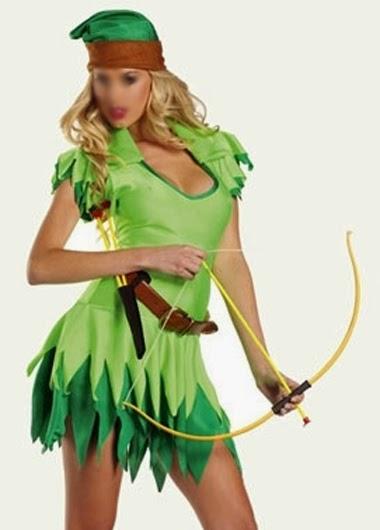 Disfraces de Halloween Sensuales, parte 2