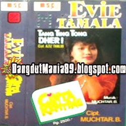 Evie Tamala Album Tang Ting Tong Dher