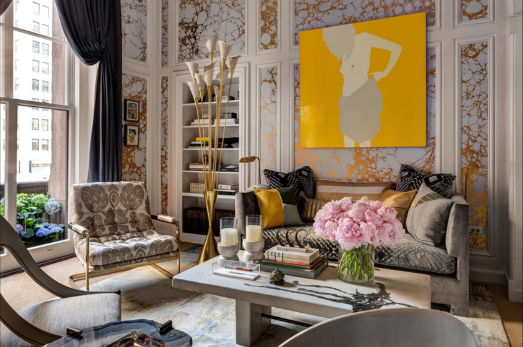 Sitting Room // 2014 Kips Bay Decorator Show House