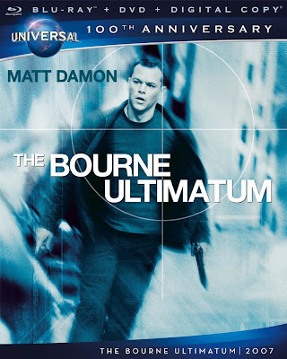The Bourne Ultimatum (2007) 720p(1.5GB) y 1080p(2.1GB) BRRip mkv Dual Audio DTS 5.1 ch