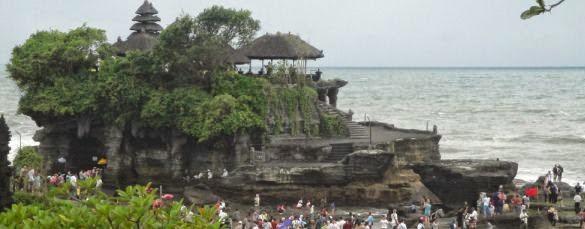 Tanah Lot Bali Hindu Sea Temple - Mengwi, Alas Kedaton, Tanah Lot