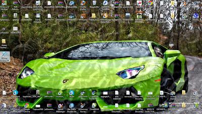 Watery Desktop 3D v3.9 Aplikasi Lucu Aneh