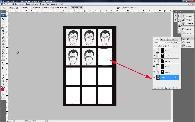 Imprimir fotos para DNI | IMAGEN