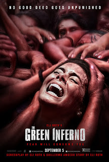 The Green Inferno Movie Poster 2