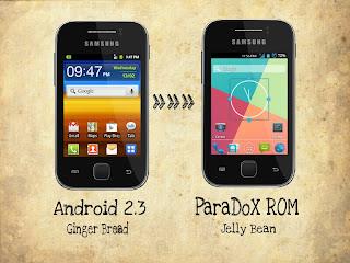 [ROM] Paradox